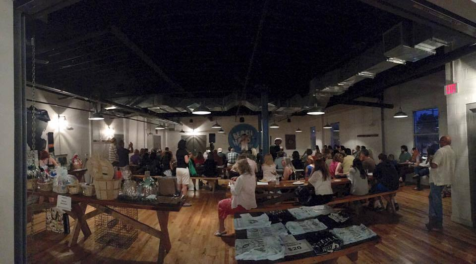 Fundraiser event at Beach Haus Brewery