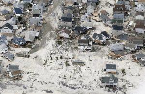 destruction after Superstorm Sandy