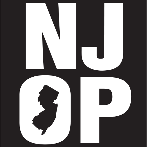 New Jersey Organizing Project Logo Black and White