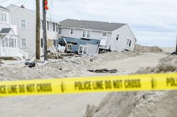 Sandy Destroy Shore