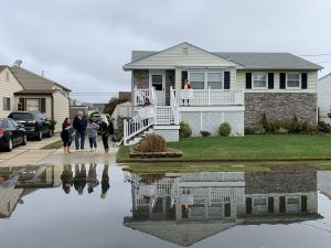 Sandy Homeowners Flood